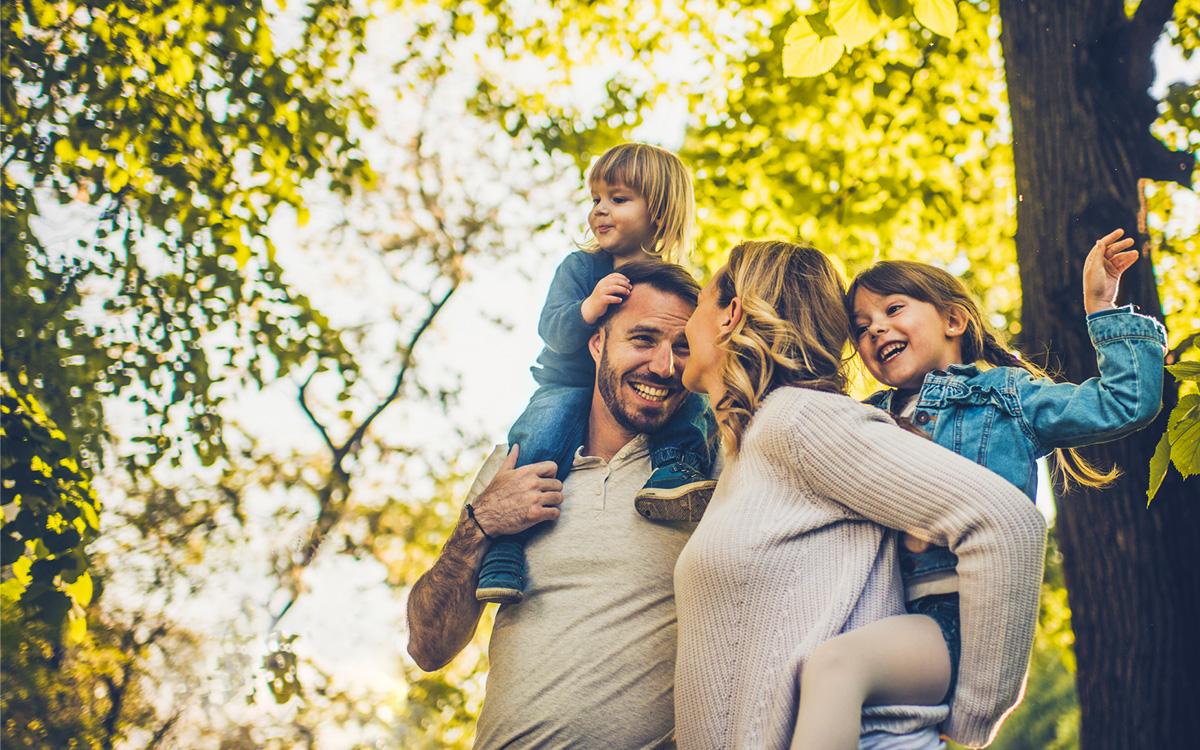 Alle profitieren - Junge Familien